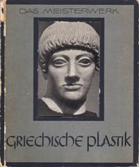 image of Das Meisterwerk Griechische Plastik (ROMAN)