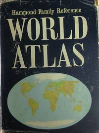 image of Hammond's Family Reference World Atlas