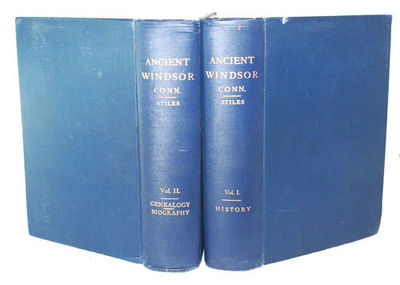 Hartford: Case, Lockwood & Brainard Company, 1891. Third and best edition. Both volumes of this two ...