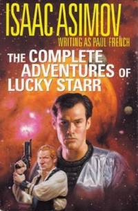 image of The Complete Adventures of Lucky Starr