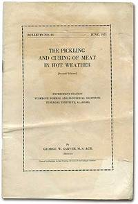 Bulletin No. 24: The Pickling and Curing of Meat in Hot Weather