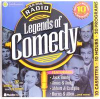 image of Old Time Radio: Legends of Comedy