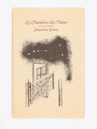 Les Chambres des Poetes; With Drawings by John Furnival and Foreword by Guy Davenport