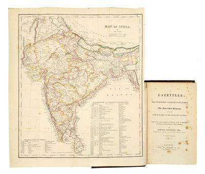 A gazetteer of the territories under...