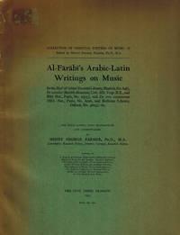 AL-FARABI'S ARABIC-LATIN WRITINGS ON MUSIC In the Ihsa' Al-'ulum (Escorial Library, Madrid, No.646) De scientiis( Brit. Museum, Cott. Ms. Vesp. B.X., and Bibl. Nat.., Paris, No. 9335), and De ortu scientarum (Bibl. Nat.., Paris, No. 6298)
