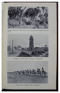 The Somali Coasts: an account of the T. A. Glover Senegal Somali Expedition in the Somalilands and Eritrea.