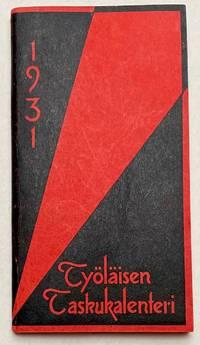 image of Tyolaisen taskukalenteri. 1931