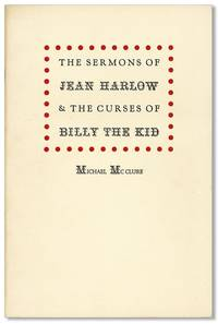The Sermons of Jean Harlow & the Curses of Billy the Kid