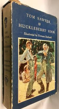 THE ADVENTURES OF TOM SAWYER and THE ADVENTURES OF HUCKLEBERRY FINN. Complete in One Volume.