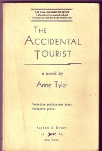 image of THE ACCIDENTAL TOURIST