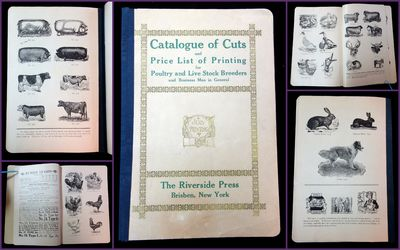 New York: Riverside Press. A catalogue that list and provides examples of illustrations that Poultry...