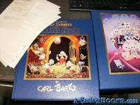 *Barks Signed 2x* Fine Art of Walt Disney's Donald Duck (#13 Signed #'d) by Carl Barks - Signed First Edition - 1981-01-01 - from A Castle of Books and Biblio.com