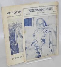 Wisdom Light.; Vol. 8, No. 12; Vol. XII, Nos. 2