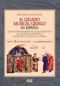 image of EL LEGADO MUSICAL GRIEGO EN ESPANA