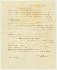 Jefferson Praises the Spirit of Innovation