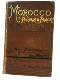 image of Morocco; Its People And Places