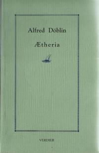 Aetheria, traduit de l'allemand par Marianne Charrière