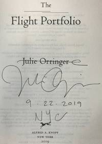 THE FLIGHT PORTFOLIO (SIGNED, DATED & NYC)
