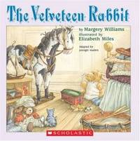 image of Velveteen Rabbit (paperback & audio cd)