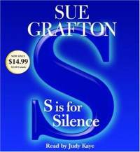 image of S Is For Silence: A Kinsey Millhone Mystery (A Kinsey Millhone Novel)