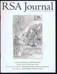 RSA Journal No. 5410 September 1990: The Journal of the Royal Society for the Encouragement of...