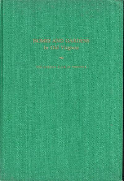 Richmond: Garrett & Massie, 1953. First edition. Hardcover. Orig. kelly green cloth. Near fine. 544 ...