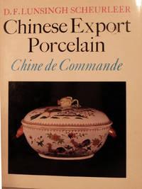 Chinese Export Porcelain Chien de Commande