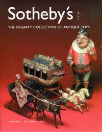 The Covert & Gertrude Hegarty Collection of Important Antique Toys