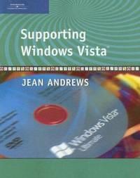 Supporting Windows Vista