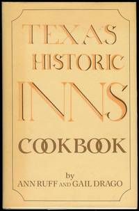 Texas Historic Inns Cookbook