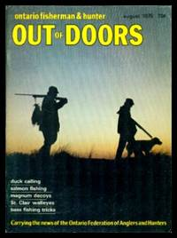 image of ONTARIO FISHERMAN AND HUNTER OUT OF DOORS - August 1975