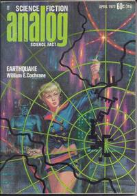 """image of ANALOG Science Fiction/ Science Fact: April, Apr. 1973 (""""The People of the Wind"""")"""