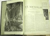 St. Nicholas Magazine (Volume XLVIII: Parts I & II) Twelve Issues Bound  into One Volume  An...