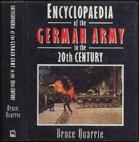 Encyclopedia of the German Army in the 20th Century