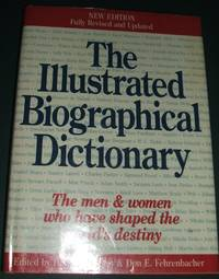 image of The Illustrated Biographical Dictionary