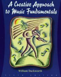 image of Creative Approach to Music Fundamentals (Music Series)