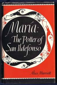 image of Maria : The Potter of San Ildefonso (Civilization of the American Indian Voume 27)