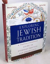 image of Exploring Jewish Tradition: A Transliterated Guide to Everyday Practice and Observance