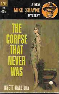 image of The Corpse That Never Was (A Mike Shayne Mystery)