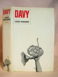 DAVY by  Edgar Pangborn - First edition, first printing  - 1964 - from Robert Gavora, Fine and Rare Books (SKU: 38607)