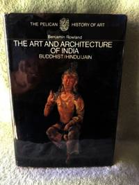 image of The Art and Architecture of India: Buddhist, Hindu, Jain    (slipcase)