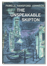 The Unspeakable Skipton [American Literary Agency's Copy]
