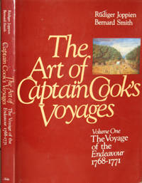 The Art of Captain Cook's Voyages.  Volume 1, 1st Voyage by  Bernard  Rudiger and Smith  - Hardcover  - First edition  - 1985  - from Antipodean Books, Maps & Prints (SKU: 9765)