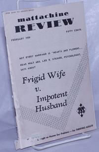 image of Mattachine Review: vol. 5, #2, February, 1959: Frigid Wife v. Impotent Husband