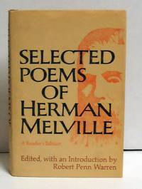 Selected Poems of Herman Melville by  Herman Melville - 1st Edition - 1971 - from citynightsbooks and Biblio.com