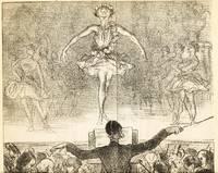 Le danseur qui se pique d'avoir conserve les belles traditions de VESTRIS