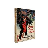 There Goes Death by  John Creasey Gordon Ashe - 1st Edition 1st Printing - 1942 - from Brought to Book Ltd (SKU: 004708)
