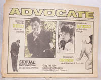 The Advocate: touching your lifestyle; #222, August 24, 1977 in two sections