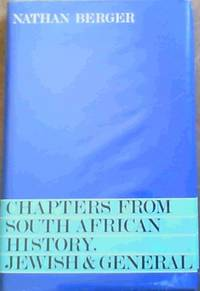 Chapters from South African History, Jewish and General