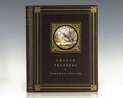 New York: The Derrydale Press, 1935. First edition of the author's collection of bird-hunting remini...
